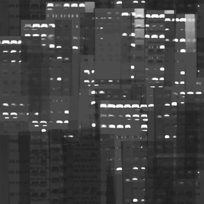 In The City-Nighttime *large*
