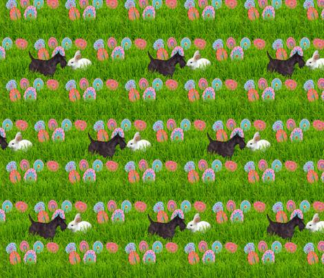 Friends? fabric by elarnia on Spoonflower - custom fabric