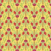 Rrrrrnew-spring-waratah-on-butter-yellow_shop_thumb