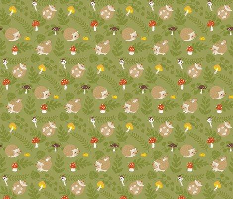 Rhedgehog-pattern-green-rgb_shop_preview