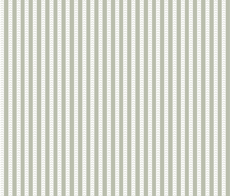 Bees Knees Stripe Small fabric by karenharveycox on Spoonflower - custom fabric