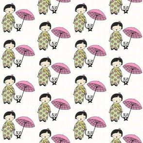 'Ordinary Girl' Sumiko + Tomoko