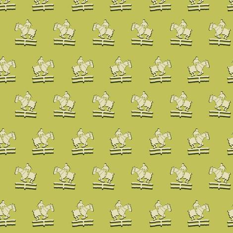 Old School Hunter fabric by ragan on Spoonflower - custom fabric