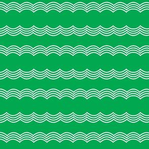bump, green