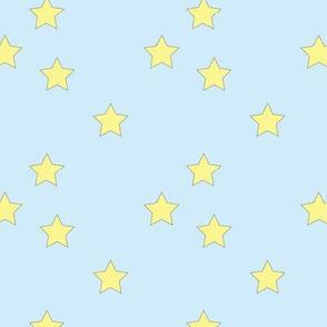 yellow_stars_blue_background