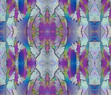 Polarized Crystals 2 (Sale) fabric by ninka on Spoonflower - custom fabric