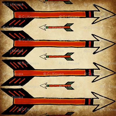 Arrows (darkened)