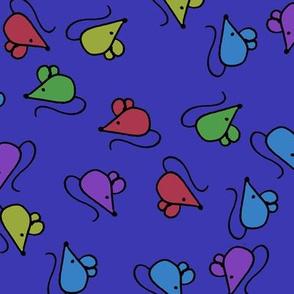 z1 - Mouses Blue