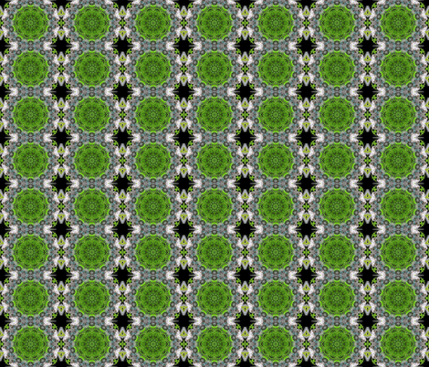 CHINA_GARDEN_GREEN-1_K2_mid fabric by akbarbie on Spoonflower - custom fabric