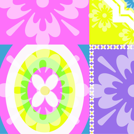 painted_egg_design1 fabric by pinkladydesigns on Spoonflower - custom fabric