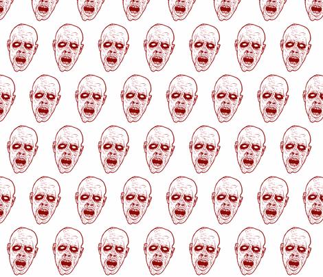 ZombieCartoon-ch fabric by kraney88 on Spoonflower - custom fabric
