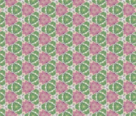 Sugar Marbled Watermelon fabric by henriika on Spoonflower - custom fabric
