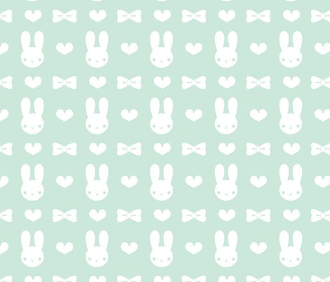 Prettybunnypattern_mint_shop_preview