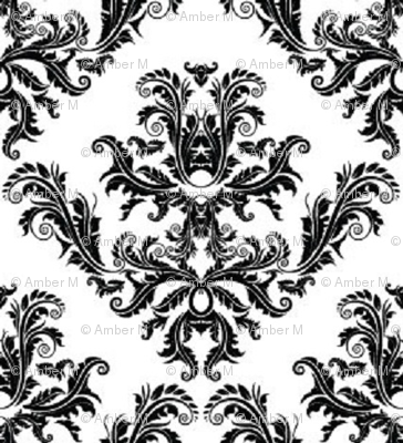 Don't be a damask