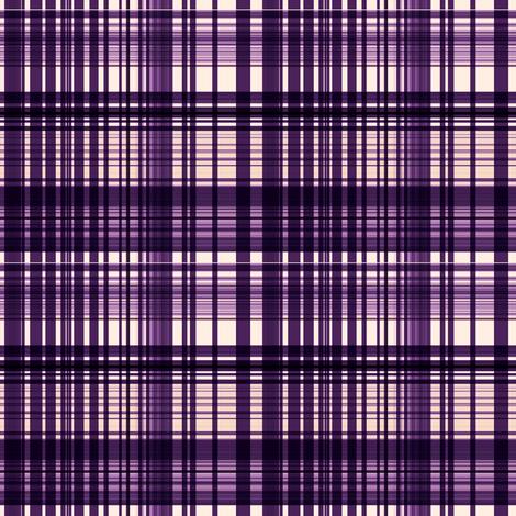 Grape jelly plaid fabric by paragonstudios on Spoonflower - custom fabric