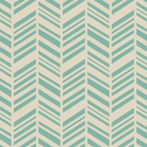 turquoise fishtail