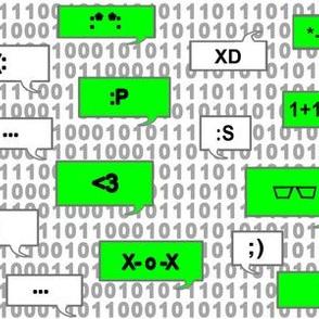 Geeky_talk_green