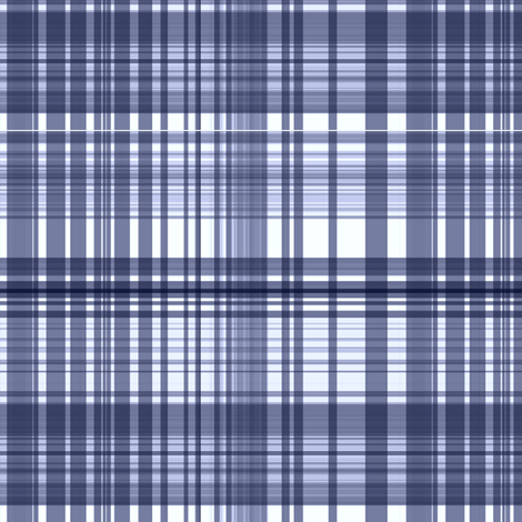 Chambray  plaid fabric by paragonstudios on Spoonflower - custom fabric
