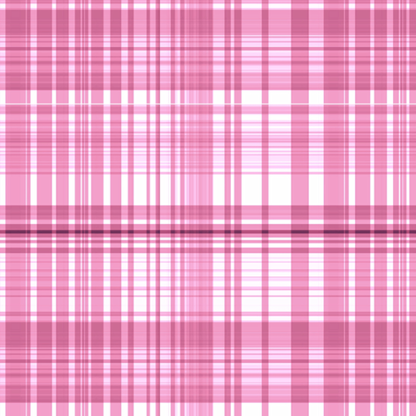 pretty in pink plaid fabric by paragonstudios on Spoonflower - custom fabric