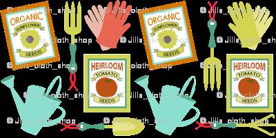 Summer Gardening Essentials - Bright