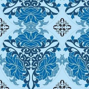Art Nouveau18-blue