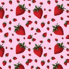 Strawberry in Cream