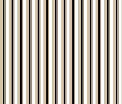 My New French Coat Stripe fabric by karenharveycox on Spoonflower - custom fabric