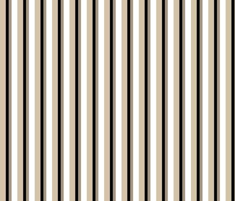 My New FrenchCoat Stripe fabric by karenharveycox on Spoonflower - custom fabric