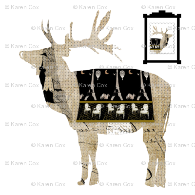 Deer Relatives
