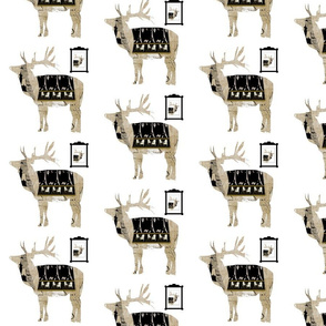 Deer Relatives