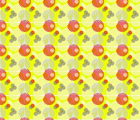 Pocket of Sunshine fabric by brandi_ on Spoonflower - custom fabric