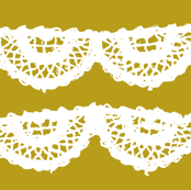 Chartreuse Lace