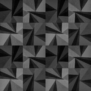 Grey Triangles