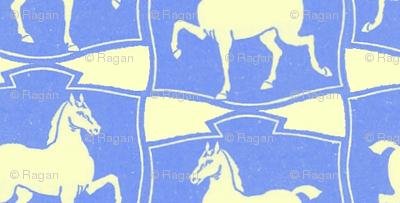 Puzzled Ponies