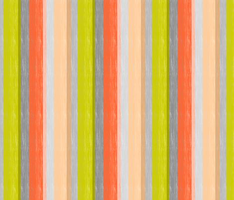 very beachy stripe - juice bar fabric by glimmericks on Spoonflower - custom fabric