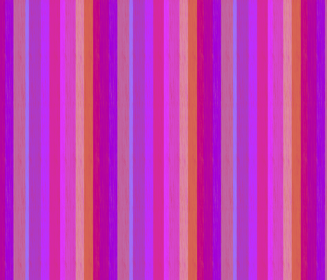 very beachy stripe fuchsia fabric by glimmericks on Spoonflower - custom fabric