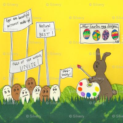 Easter egg revolt