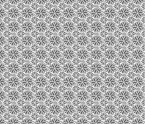 La ronde des feuilles fabric by chez_fraisichou on Spoonflower - custom fabric