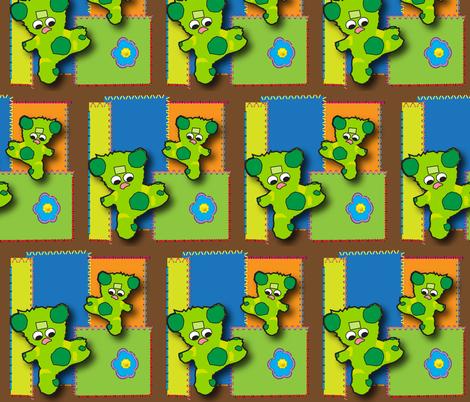 Sitting_Bob_Quilt_30 fabric by bob_smith on Spoonflower - custom fabric