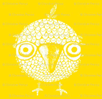 Yello Bird of Happiness