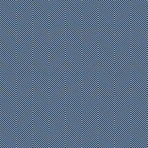 Diagonals in Blue