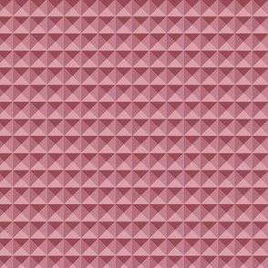 Split Squares Pink