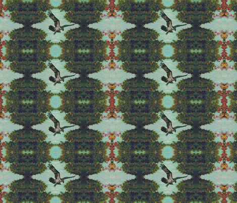 eagle_3 fabric by angelprint on Spoonflower - custom fabric