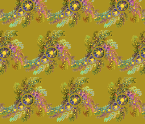 Fascinated by Elegance fabric by dlhoward on Spoonflower - custom fabric