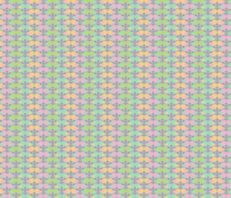 Kissing Birds fabric by joannepaynterdesign on Spoonflower - custom fabric