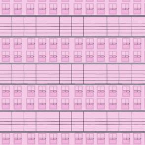 Pink Motel Doors