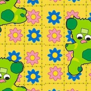 29_Sitting_Bob_Flowers
