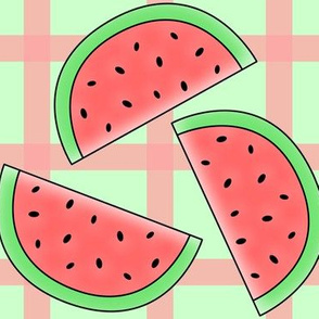 country watermelons