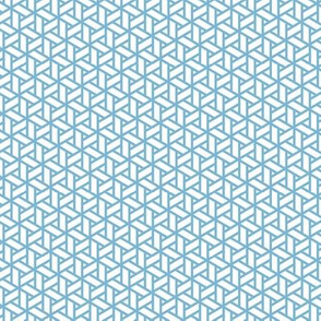 sankaku mini in angelite