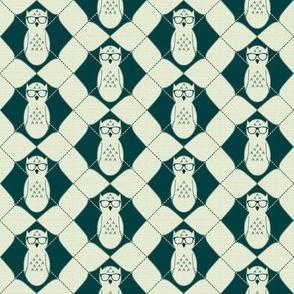 Equation Owl Chevron